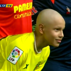 What This Spanish Soccer Team Did For A 13-Year-Old Boy With Cancer Is Incredible