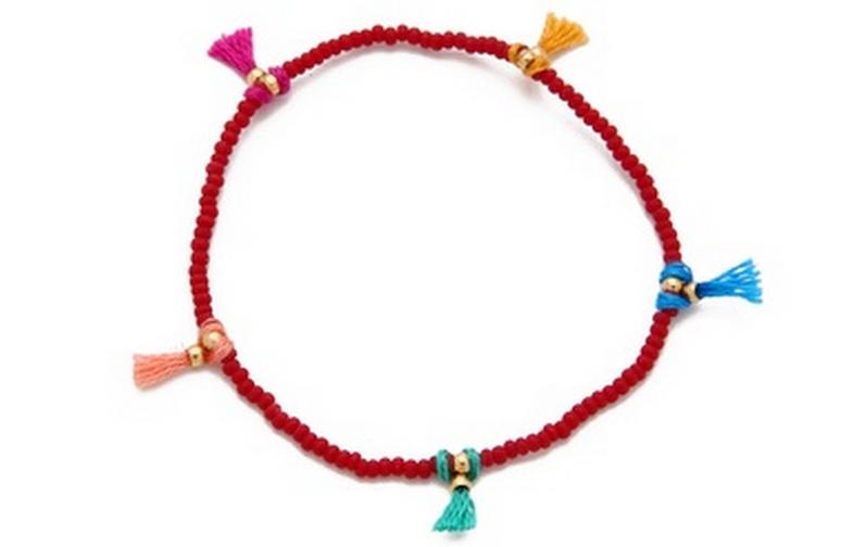 Lilu Seed Bracelet.