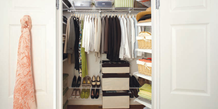 How To Keep Your Closet Clean (For Shopaholics)