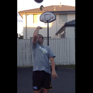 Watch This Man Make The Most Amazing Shot Of His Entire Life