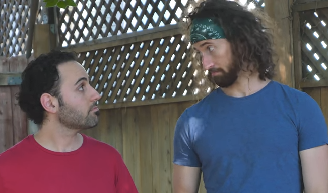 Tuesday Laugh: Two Brothers Lip Sync Their Mom's RecordedConversations