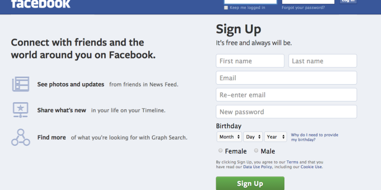 I Spent A Year Without Facebook And Here's What I FoundOut