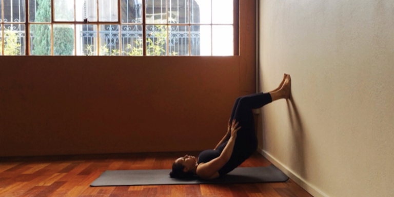 3 Yoga Poses For A Better Night'sSleep