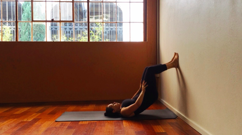 3 Yoga Poses For A Better Night's Sleep