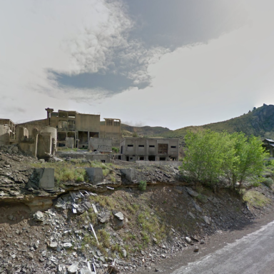 14 Google Maps Photos Of Places Around The World That You Probably Won't Ever Visit