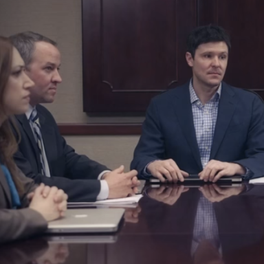 This Four-Minute Video Perfectly Captures Every Conference Call You've Ever Been On