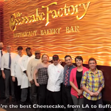 This Cheesecake Factory Version Of 'I'm So Fancy' Is So Bad That It's Good