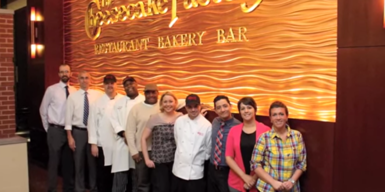 This Cheesecake Factory Version Of 'I'm So Fancy' Is So Bad That It'sGood
