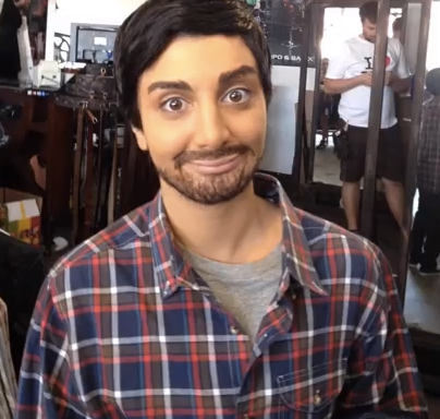 You Have To See This Unaired SNL Sketch Of A Dead-On Aziz Ansari Impersonation