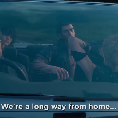 The Final Fantasy XV Trailer Is Here And Most Of It Takes Place In A Car