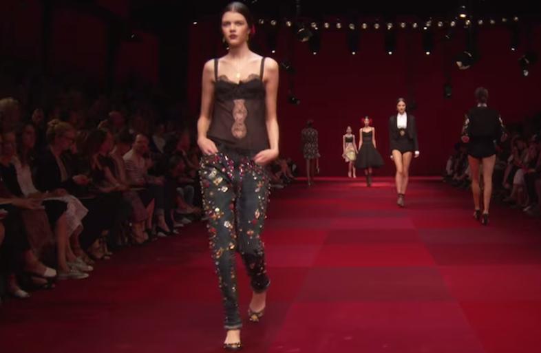 Dolce & Gabbana / Youtube.com