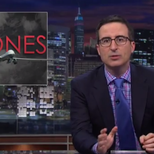 Watch: John Oliver Explains What's Wrong With How The United States Uses Drones