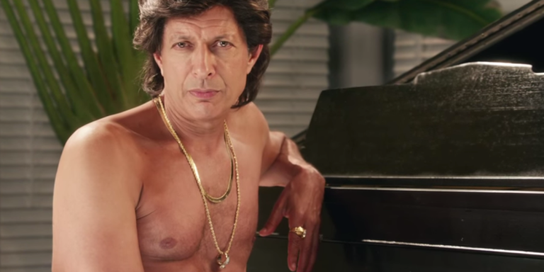 Have You Seen This Ridiculous GE Ad Featuring Jeff Goldblum Yet?