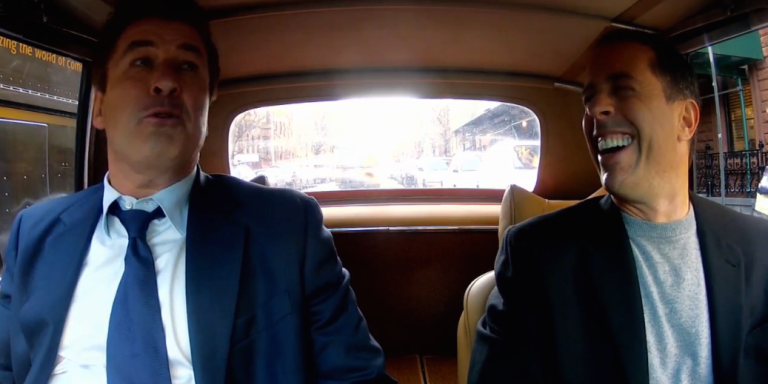 The 1% Rule, Jerry Seinfeld, Motion, And Man's Search ForMeaning