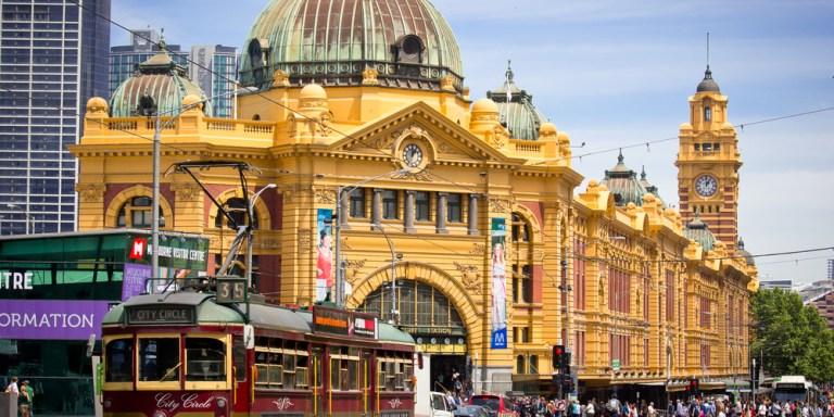 6 Signs You Live In Melbourne,Australia