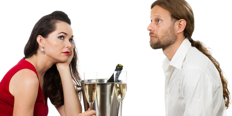 5 Dumb Things Men Have Said To Me On FirstDates