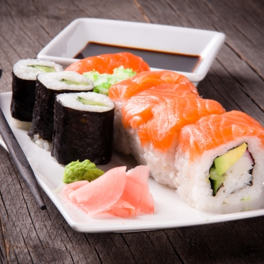 11 Ways To Identify A Sushi Addiction