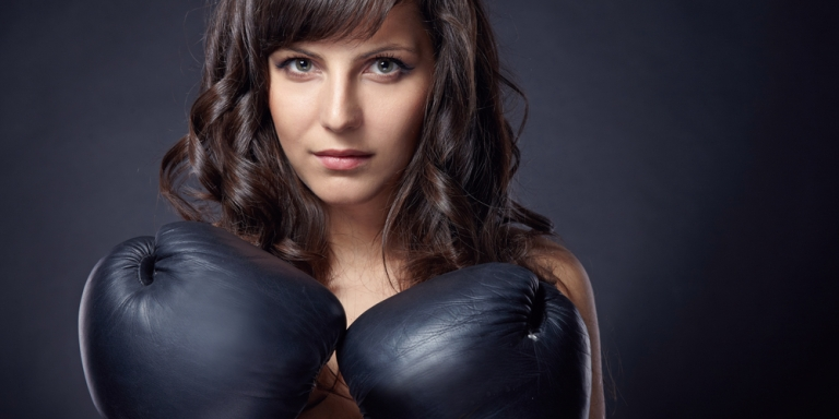 Women, It's Okay To Fight Back. And Fight BackViolently.