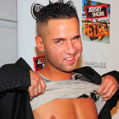 """Feds Target Douchebag: Mike """"The Situation"""" Sorrentino Indicted For Tax Fraud"""
