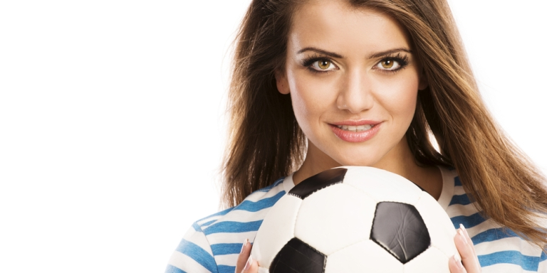 12 Things Women Have In Common WithSoccer