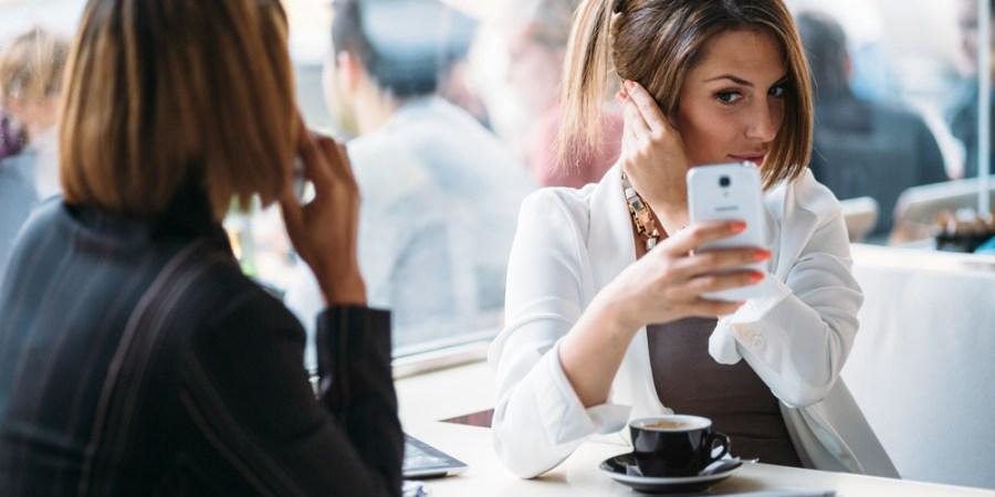 Social Media Is Ruining Your SocialLife