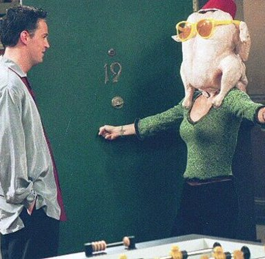 5 Signs You're A Real-Life Monica Geller