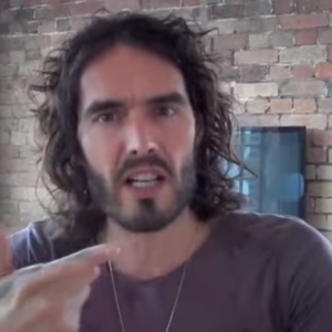 """Just Like Any Religious Nut, Russell Brand Thinks His Opinion Is """"The Truth"""""""