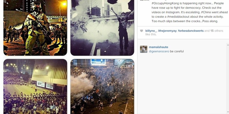 20 Instagram Posts The Chinese Government Doesn't Want Anyone To See (BecauseDemocracy)