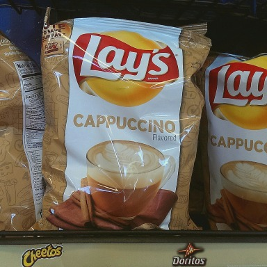 Testing The Newest Flavors Of Lays Potato Chips