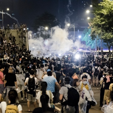We Should All Care About The Riots In Hong Kong