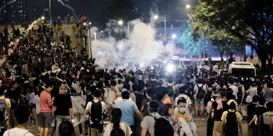 We Should All Care About The Riots In HongKong