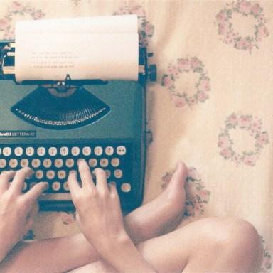 Why You Should Write A Novel This November