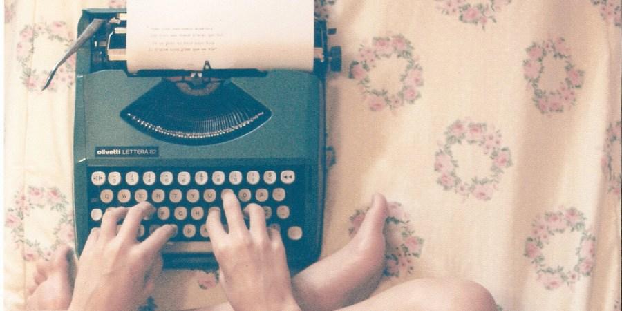 Why You Should Write A Novel ThisNovember