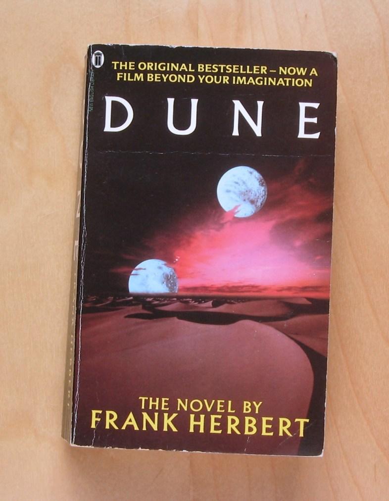 Amazon / Dune by Frank Herbert Flickr / coconinoco