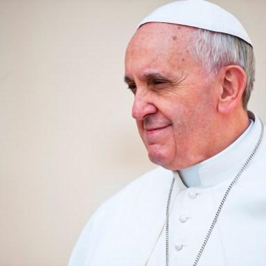 "Catholic Church's Shocking Shift On LGBT Community ""An Earthquake"" Of Change"