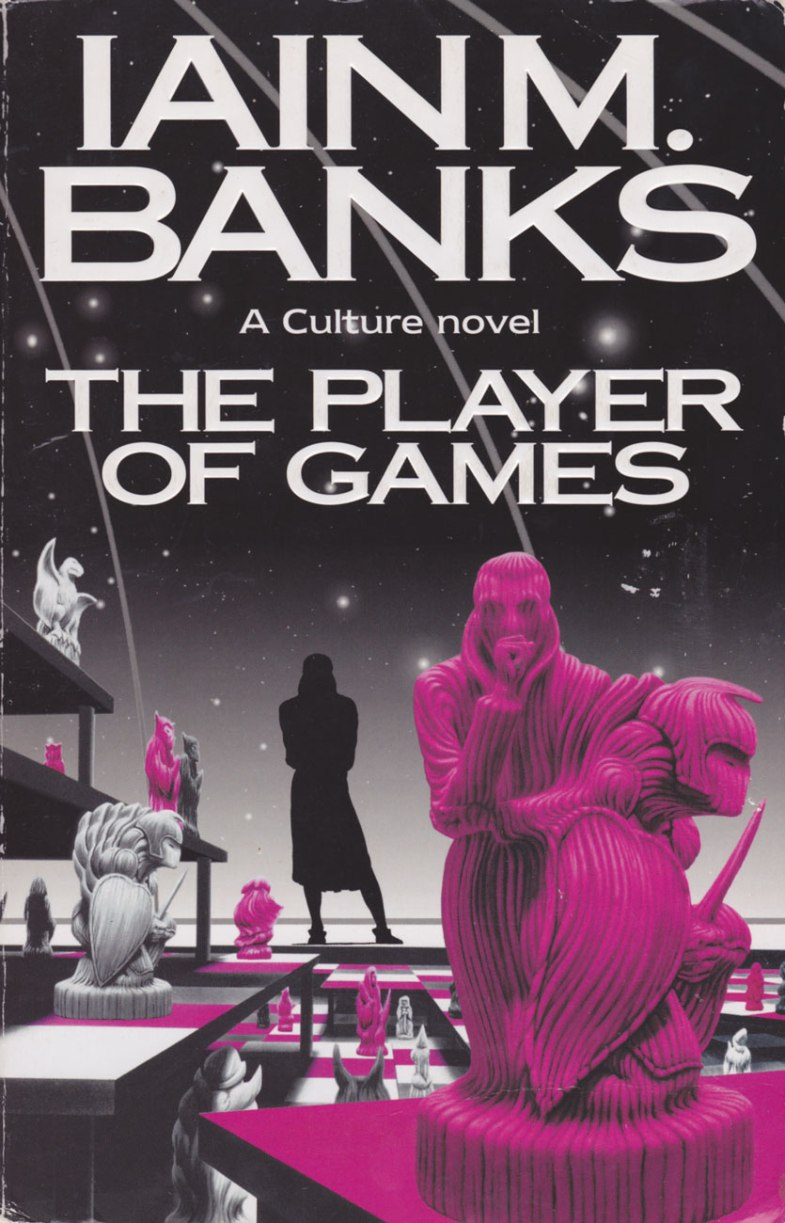 Amazon / The Player Of Games by Iain M. Banks
