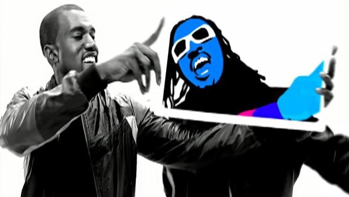KanyeWestVEVO/YouTube