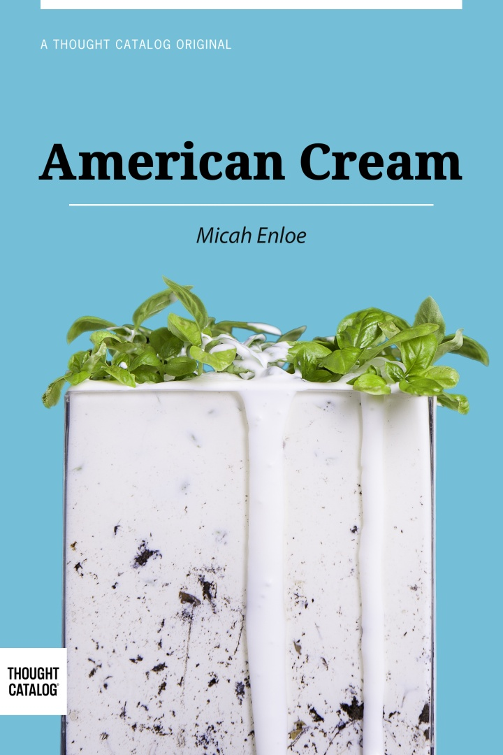 American Cream: AMemoir