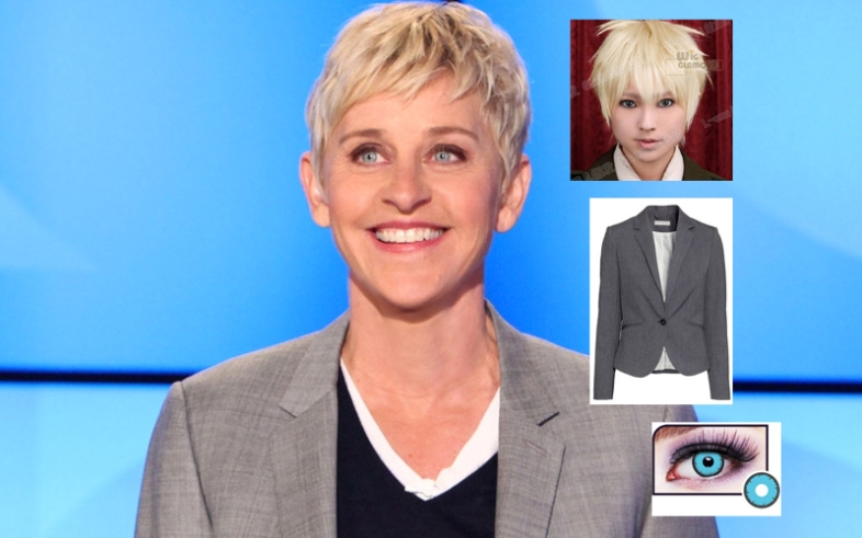 The Ellen Show's YouTube, HalloweenCostumes,H&M, AliExpress