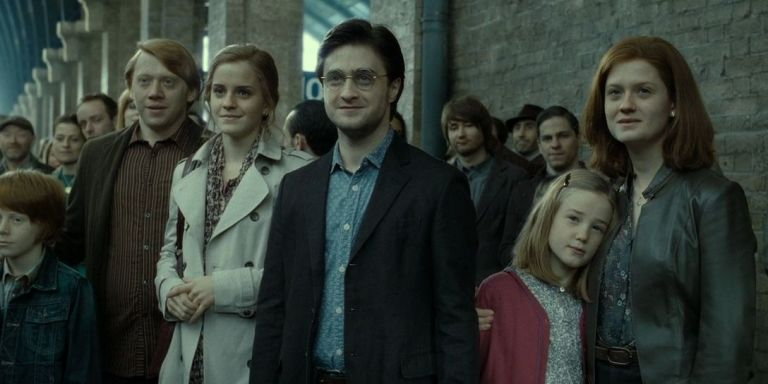 5 Important Lessons Harry Potter TaughtMe
