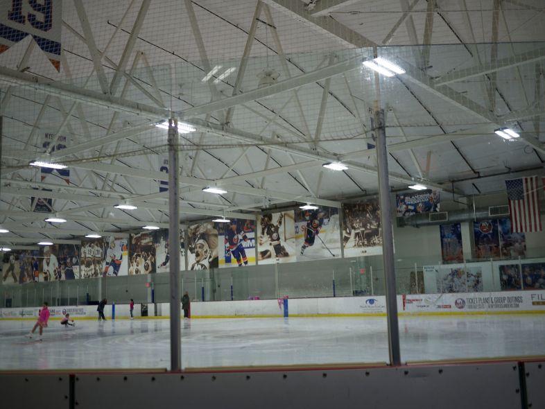 Islanders Practice Facility: Syosset, New York