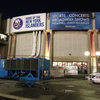From The Parking Lot To The Big City: The Last Days Of Long Island Hockey