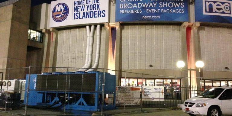 From The Parking Lot To The Big City: The Last Days Of Long IslandHockey