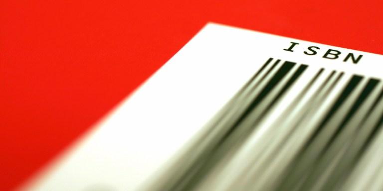 At Frankfurt Book Fair: Is The ISBN Still Worth ItsBarcode?