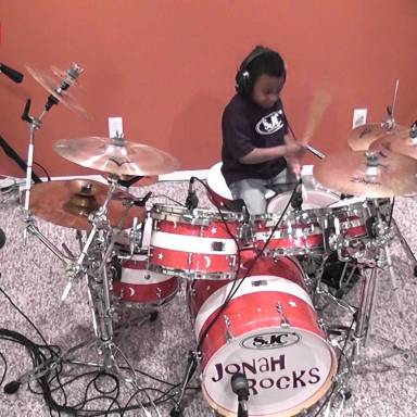 Watch This Amazing Four-Year-Old Drummer Play Chop Suey By System Of A Down