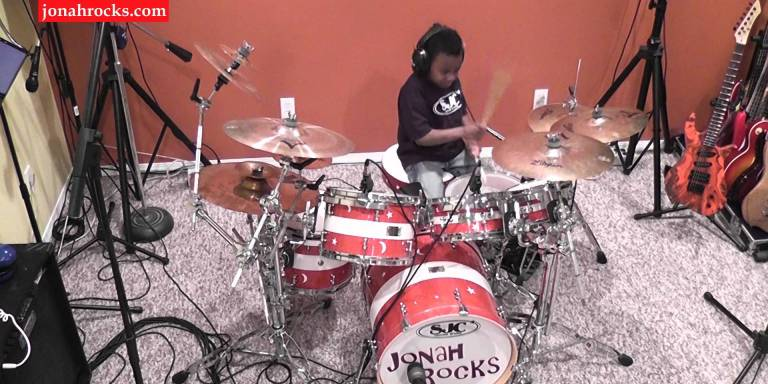 Watch This Amazing Four-Year-Old Drummer Play Chop Suey By System Of ADown