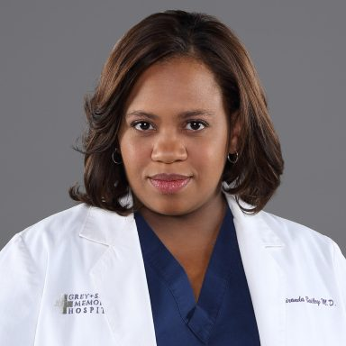 In Praise of 'Grey's Anatomy' Portrayal Of Plus-Sized Women