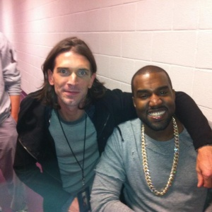 "America's Most Random Jobs: Meet Kanye West's ""White Jesus"""