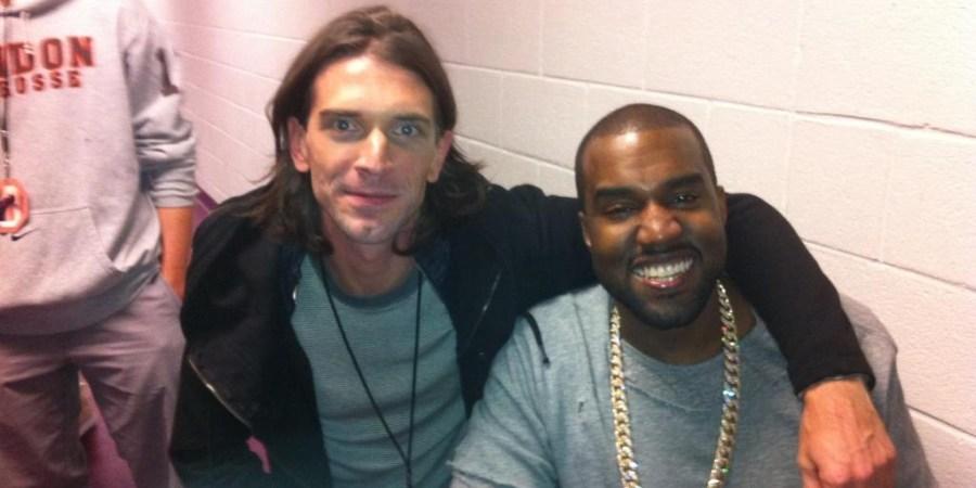 """America's Most Random Jobs: Meet Kanye West's """"WhiteJesus"""""""