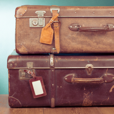 What It's Like To Pack Everything Up And Move On (Again)
